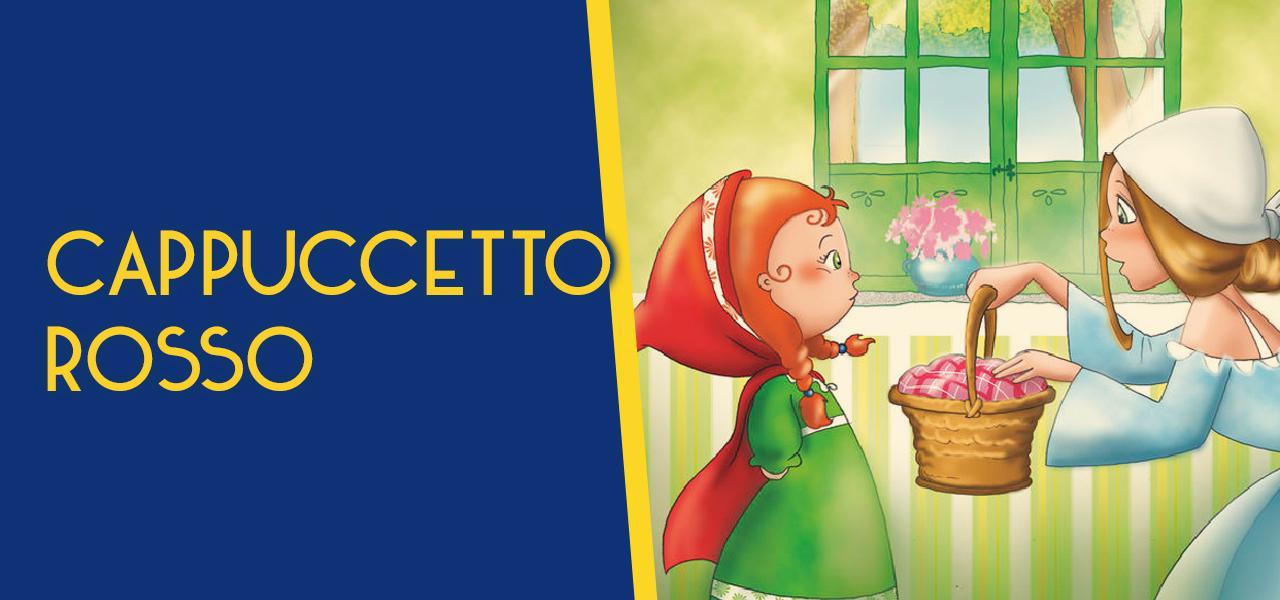 """""""Cappuccetto rosso"""" DELLA COMPAGNIA MARIONETTE GRILLI"""