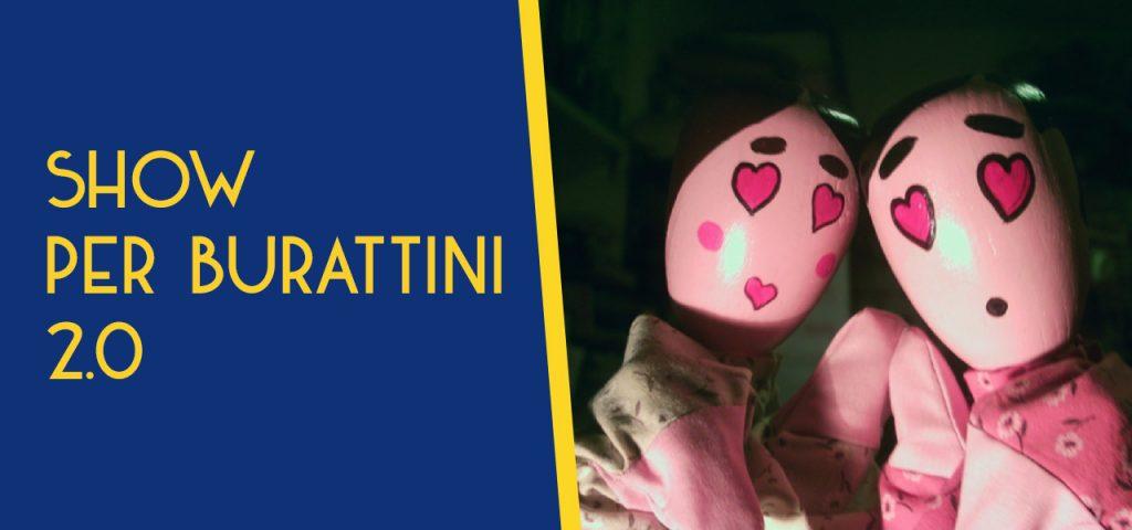 """Repertorio """"Show per burattini 2.0"""""""