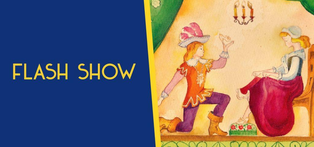 Repertorio di Marionette Grilli flash show