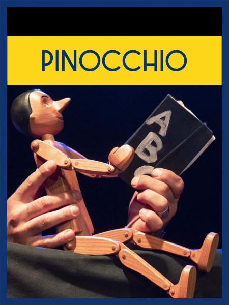 Pinocchio AlfaTeatro