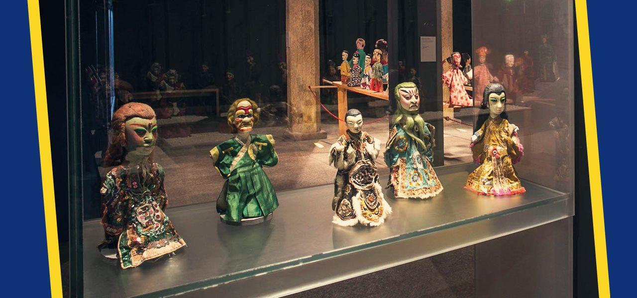 marionette grilli mostre ed esposizioni